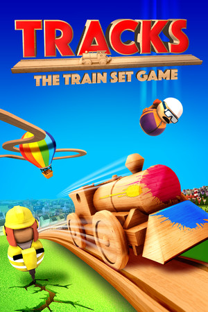 Tracks - The Family Friendly Open World Train Set Game poster image on Steam Backlog