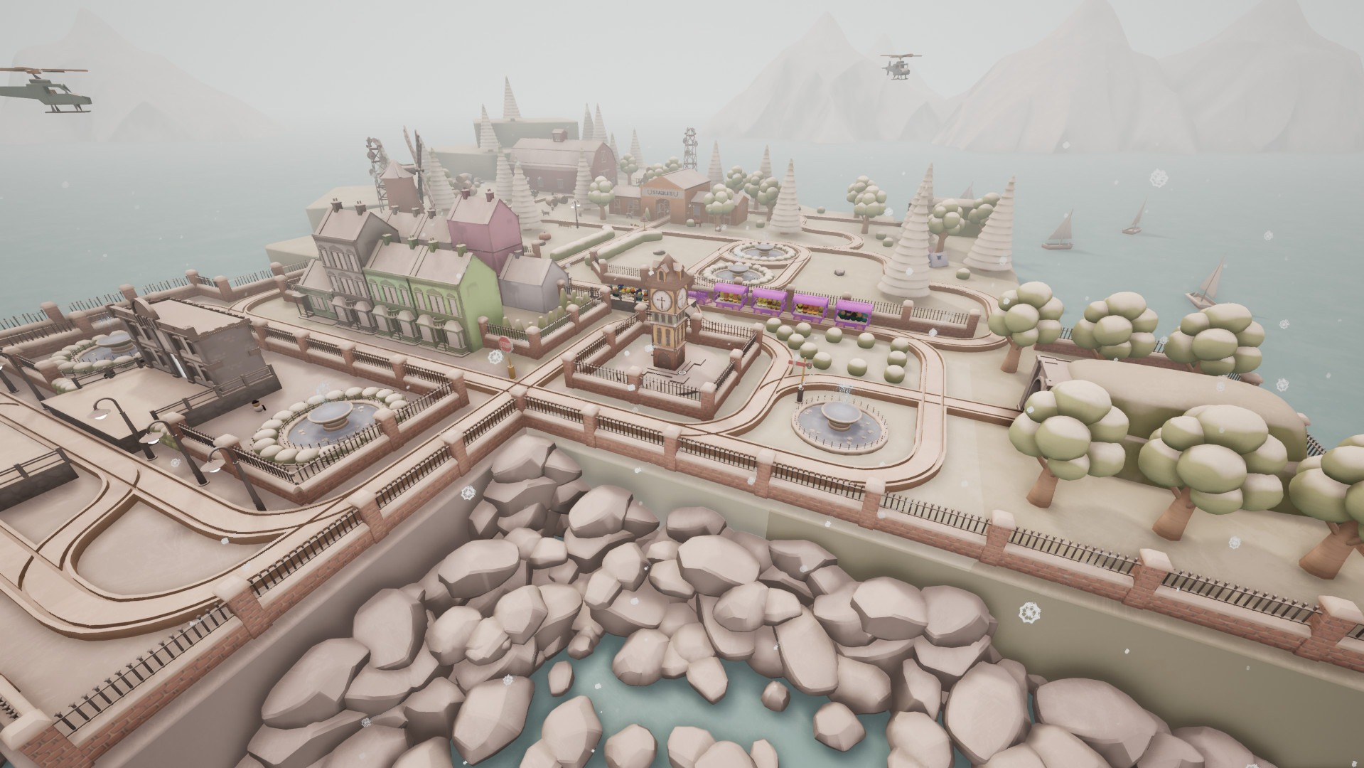 Tracks The Family Friendly Open World Train Set Game On Steam