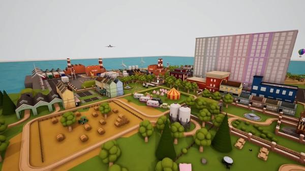 Screenshot of Tracks - The Train Set Game