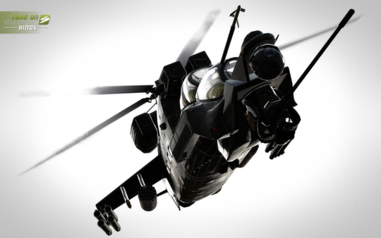 Take On Helicopters: Hinds (DLC)
