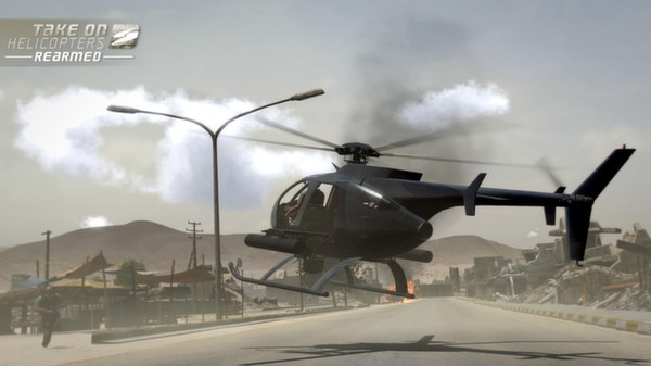 Take on Helicopters - Rearmed (DLC)