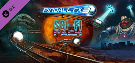 Pinball FX3 - Sci-Fi Pack on Steam