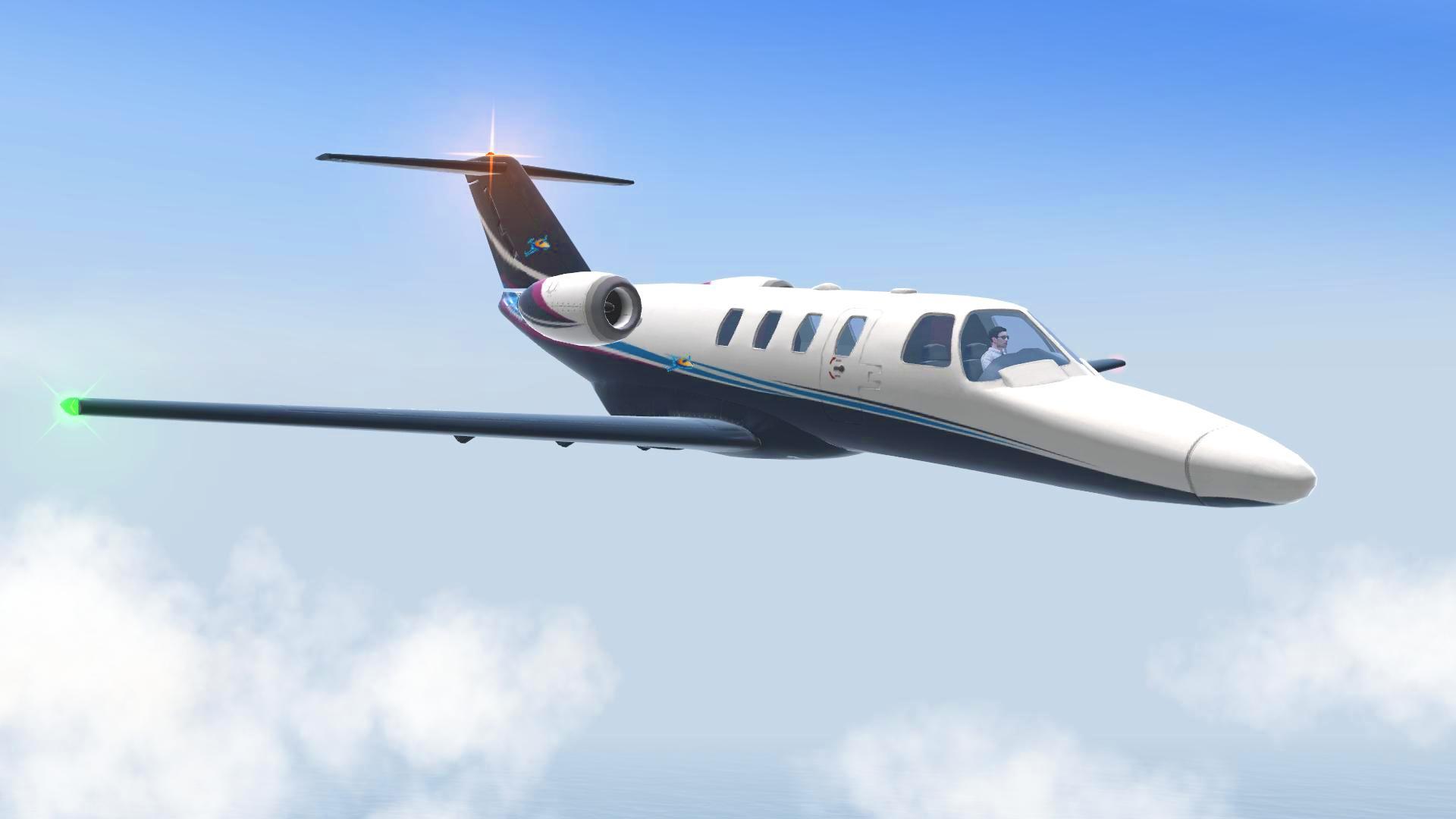 Take Off The Flight Simulator torrent download - SKIDROW PC free