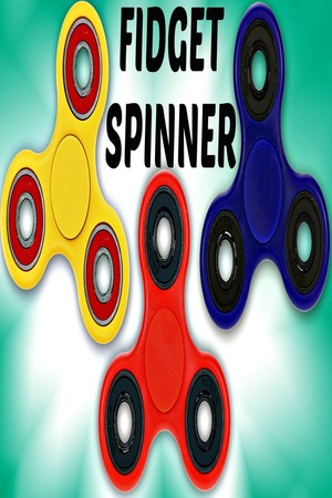 Fidget Spinner poster image on Steam Backlog