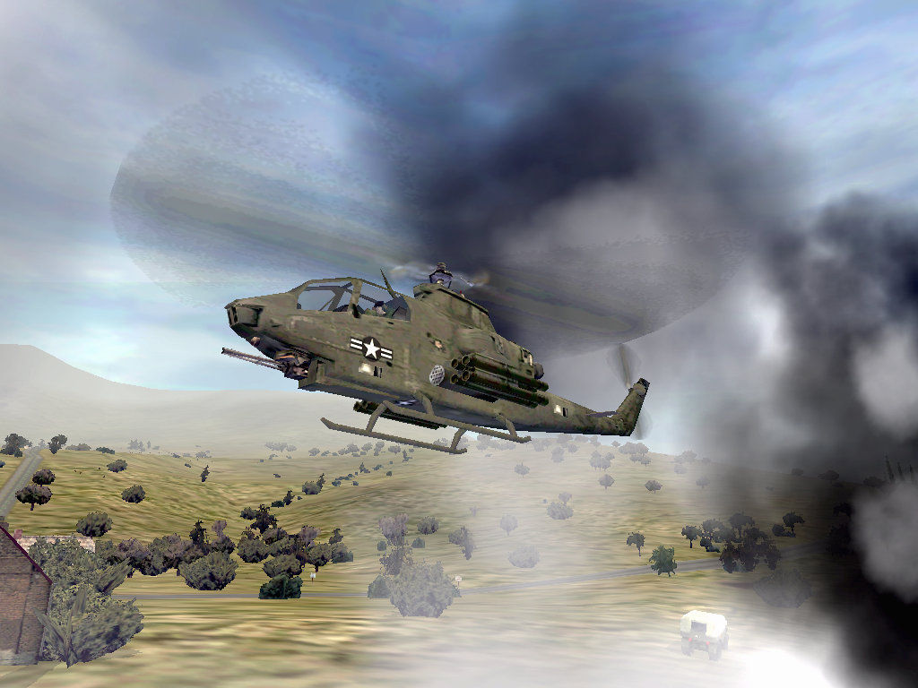 Arma Cold War Assault screenshot 2