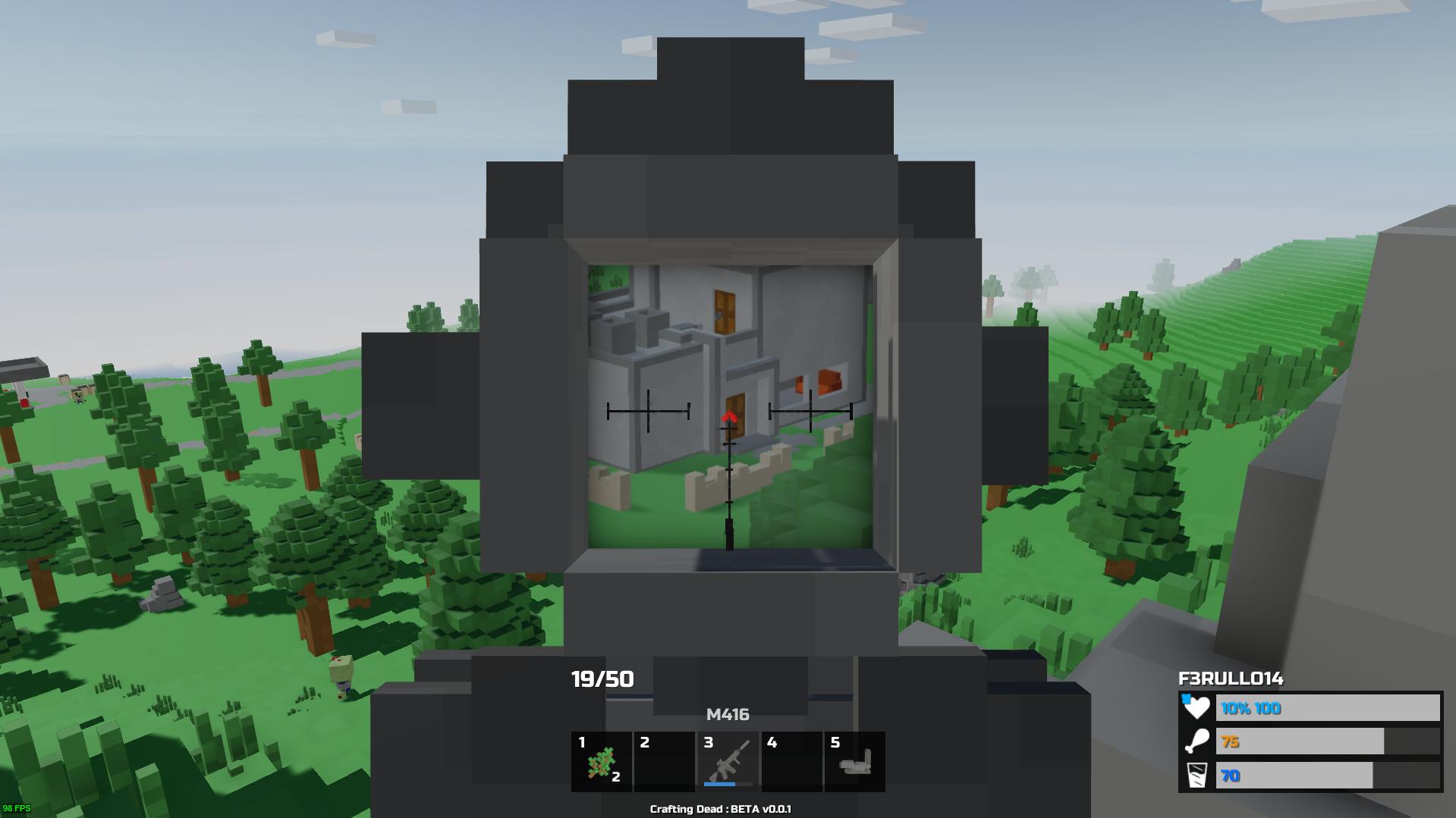 Crafting Dead On Steam - Minecraft spiele mit zombies