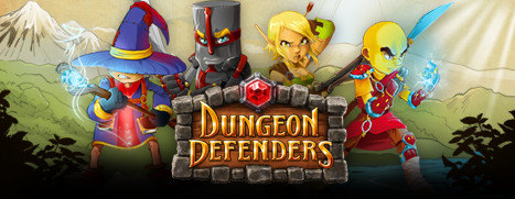 Dungeon Defenders - 地牢守护者