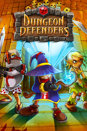 Dungeon Defenders poster image on Steam Backlog