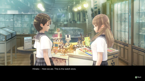 BLUE REFLECTION / BLUE REFLECTION 幻に舞う少女の剣