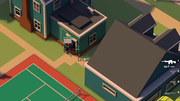 Screenshot of Mini Battlegrounds