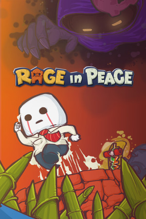 Rage in Peace poster image on Steam Backlog