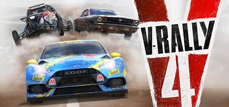 Teaser for V-Rally 4