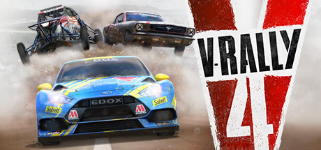 V-Rally 4 (v1.08 & ALL DLC) Free Download