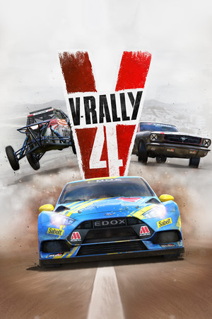 V-Rally 4 poster image on Steam Backlog