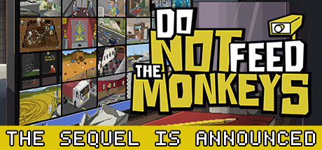 Image for Do Not Feed the Monkeys