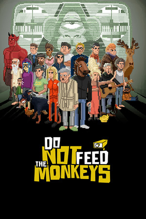 Do Not Feed the Monkeys poster image on Steam Backlog