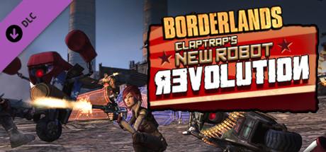 Купить Borderlands: Claptrap's Robot Revolution (DLC)