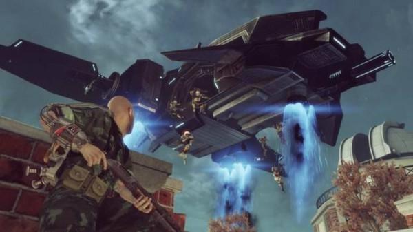 скриншот The Bureau: XCOM Declassified 2