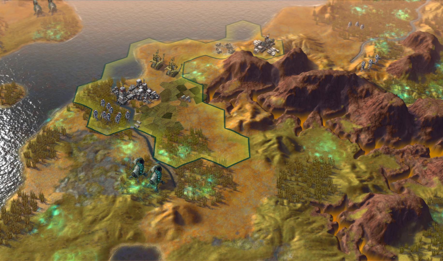 Civilization: Beyond Earth + DLC Screenshot 2