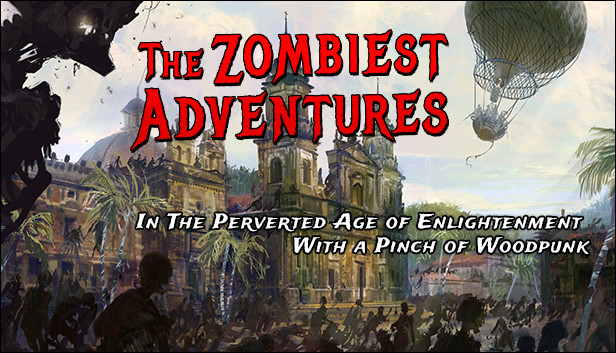 Blood and Gold — The Zombiest Adventures on Steam