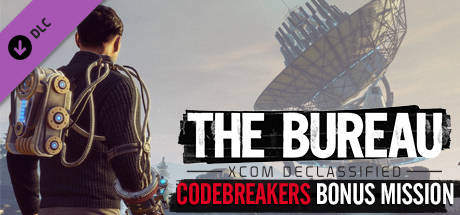 Купить The Bureau: XCOM Declassified - Code Breakers (DLC)