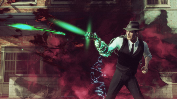 The Bureau: XCOM Declassified - Light Plasma Pistol (DLC)