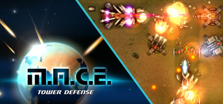 Teaser image for M.A.C.E. Tower Defense