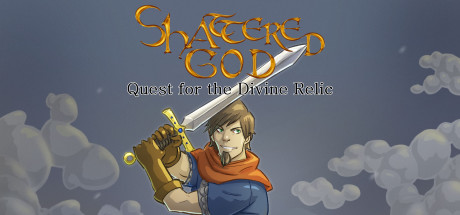 Teaser image for Shattered God - Quest for the Divine Relic