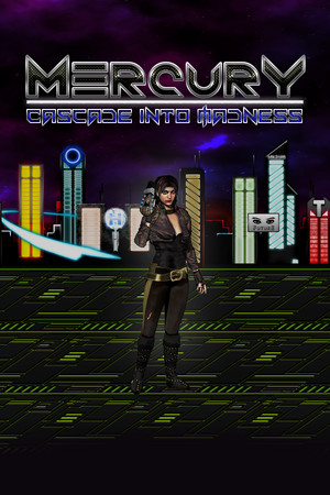 Mercury: Cascade into Madness poster image on Steam Backlog