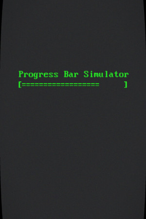 Progress Bar Simulator poster image on Steam Backlog