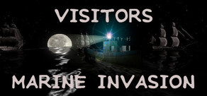 Visitors: Marine Invasion cover art