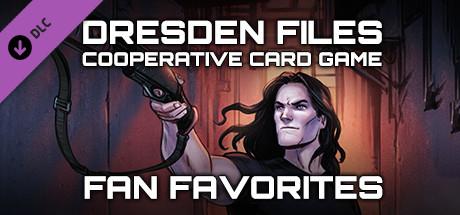 Dresden Files Cooperative Card Game - Fan Favorites