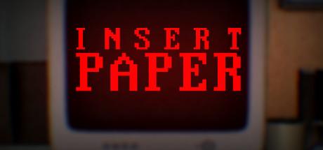 Insert Paper