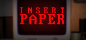 Insert Paper cover art