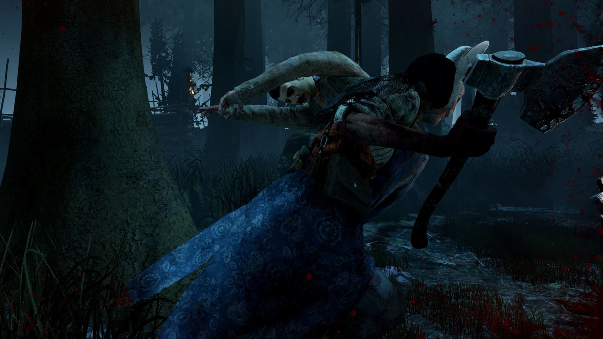 Dead By Daylight A Lullaby For The Dark Chapter On Steam