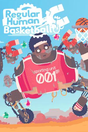 Regular Human Basketball poster image on Steam Backlog