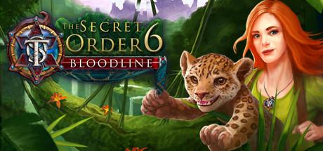 Teaser image for The Secret Order 6: Bloodline