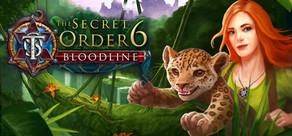 The Secret Order 6: Bloodline cover art