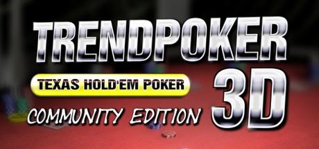 Trendpoker 3D: Texas Hold'em Poker