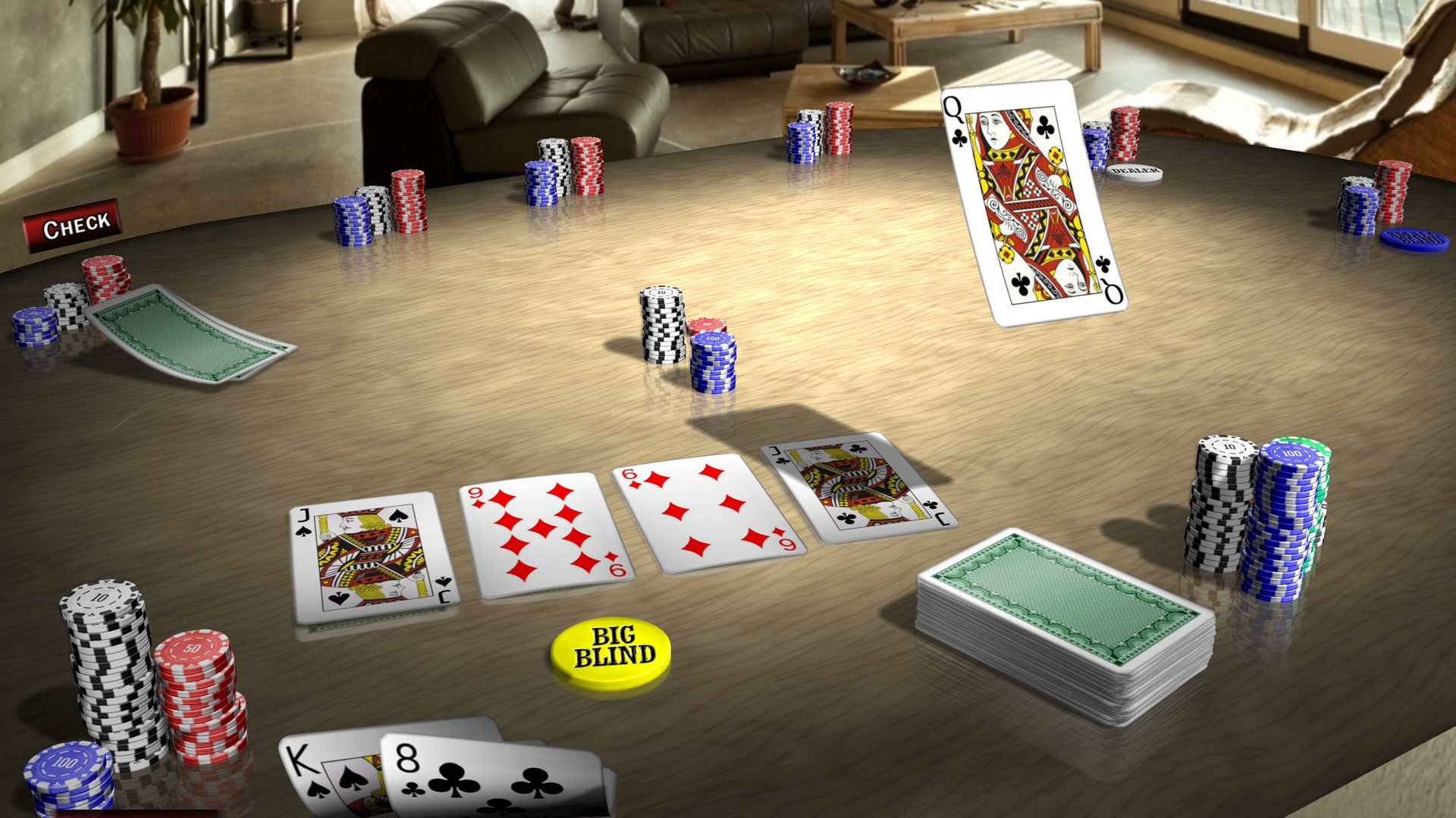Poker Texas Hold Limit Games