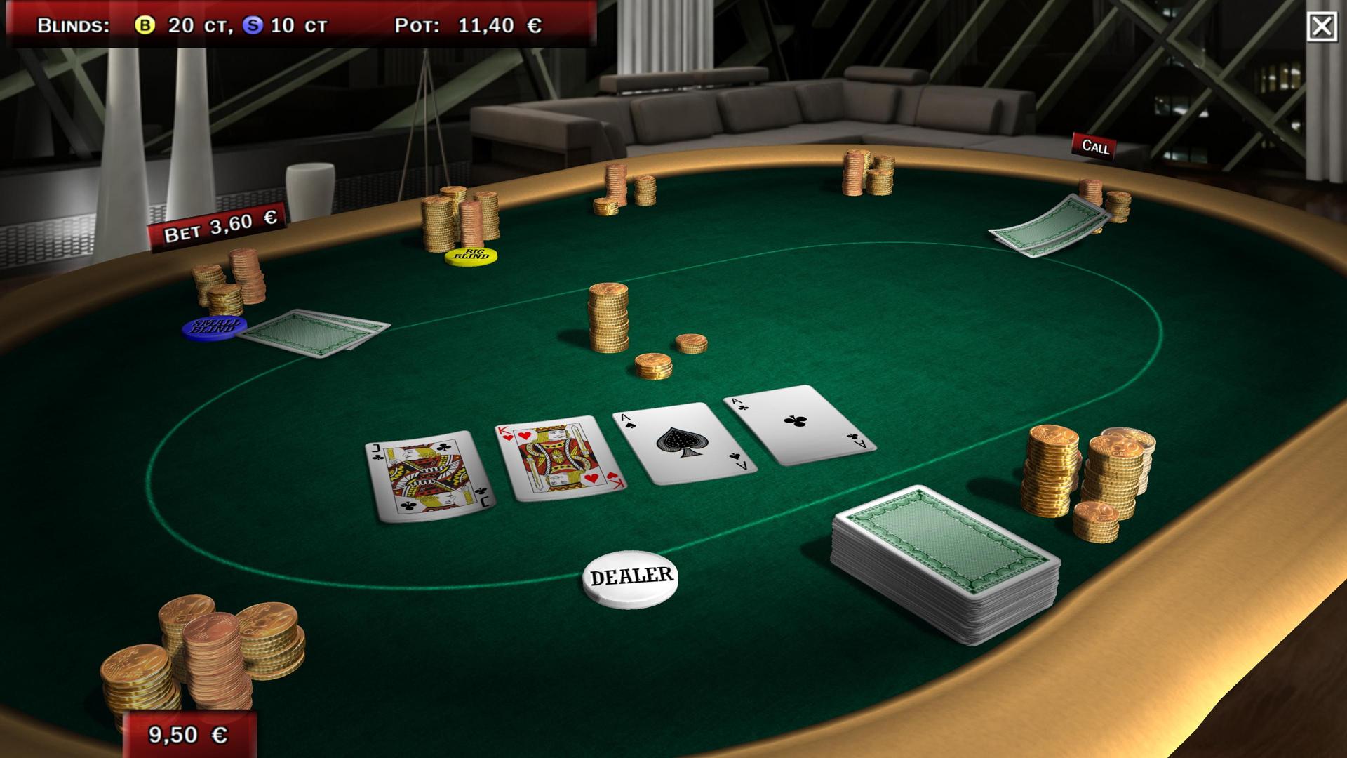 Poker Texas Game