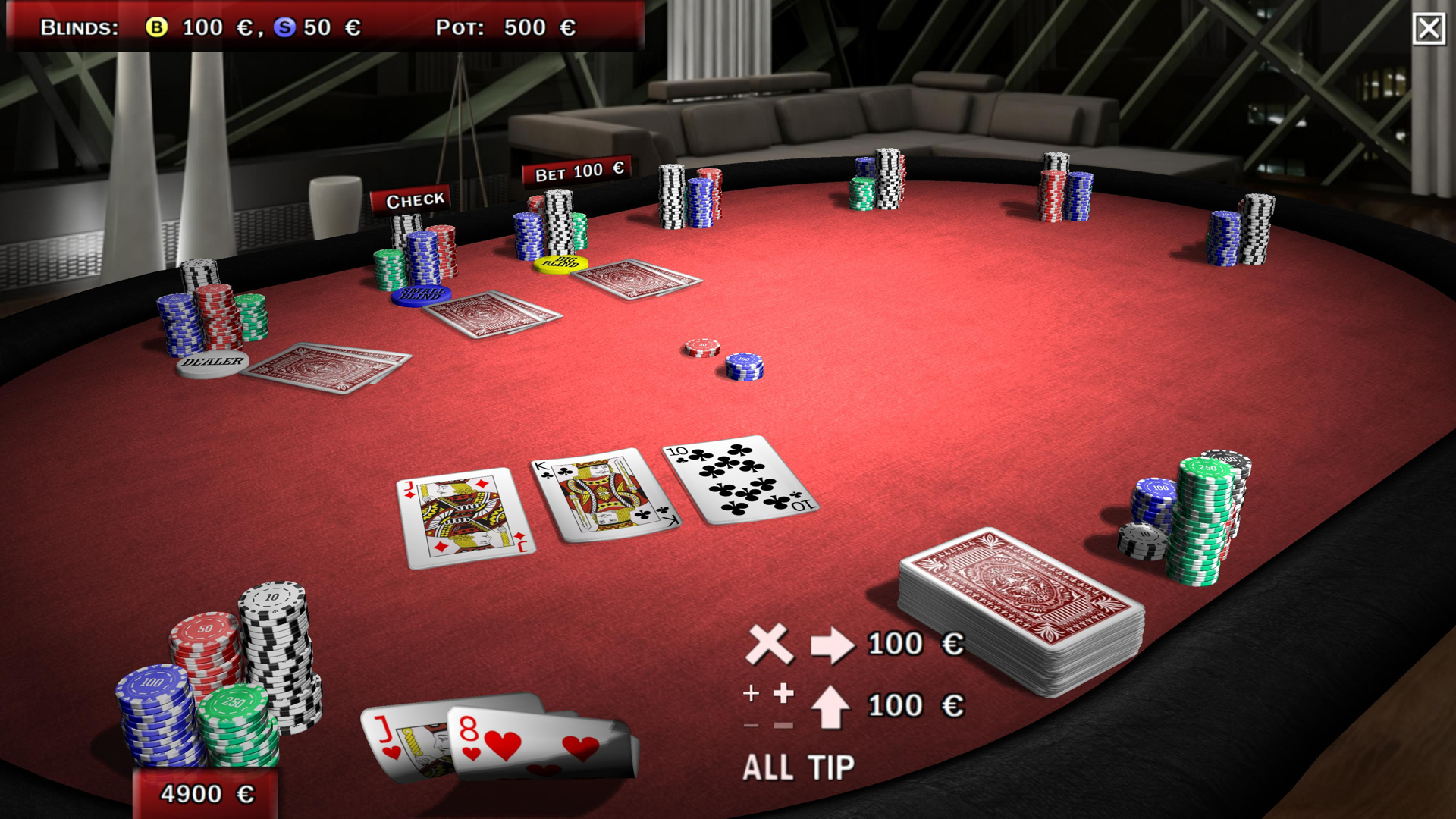 texas holdem poker download pc
