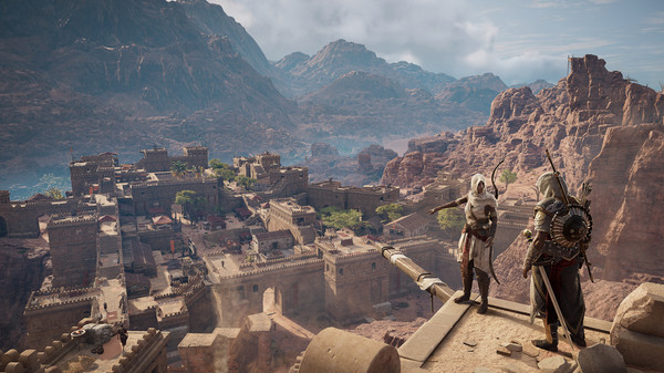 скриншот Assassin's Creed Origins - The Hidden Ones 5