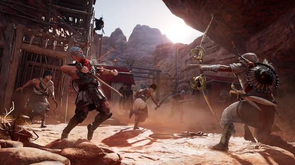 скриншот Assassin's Creed Origins - The Hidden Ones 0