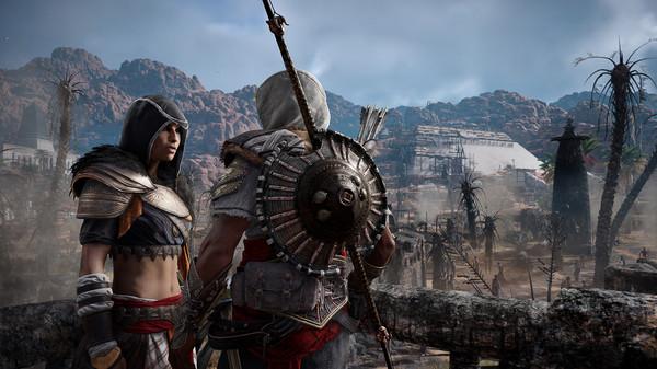 скриншот Assassin's Creed Origins - The Hidden Ones 1