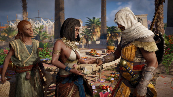 Assassin's Creed® Origins - The Curse Of The Pharaohs (DLC)