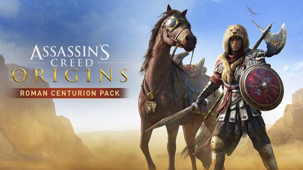 скриншот Assassin's Creed Origins - Roman Centurion Pack 0