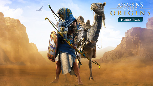 скриншот Assassin's Creed Origins - Horus Pack 0