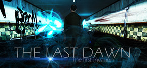 The Last Dawn : The first invasion cover art