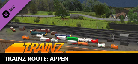 Trainz Route: Appen